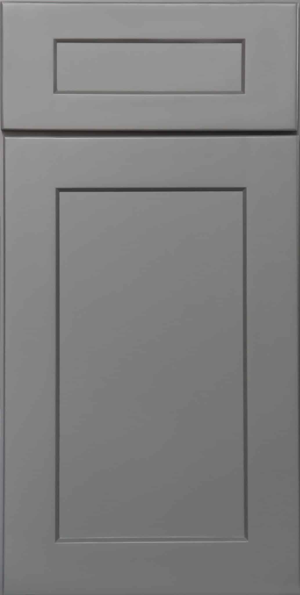 Shaker Grey Cabinets