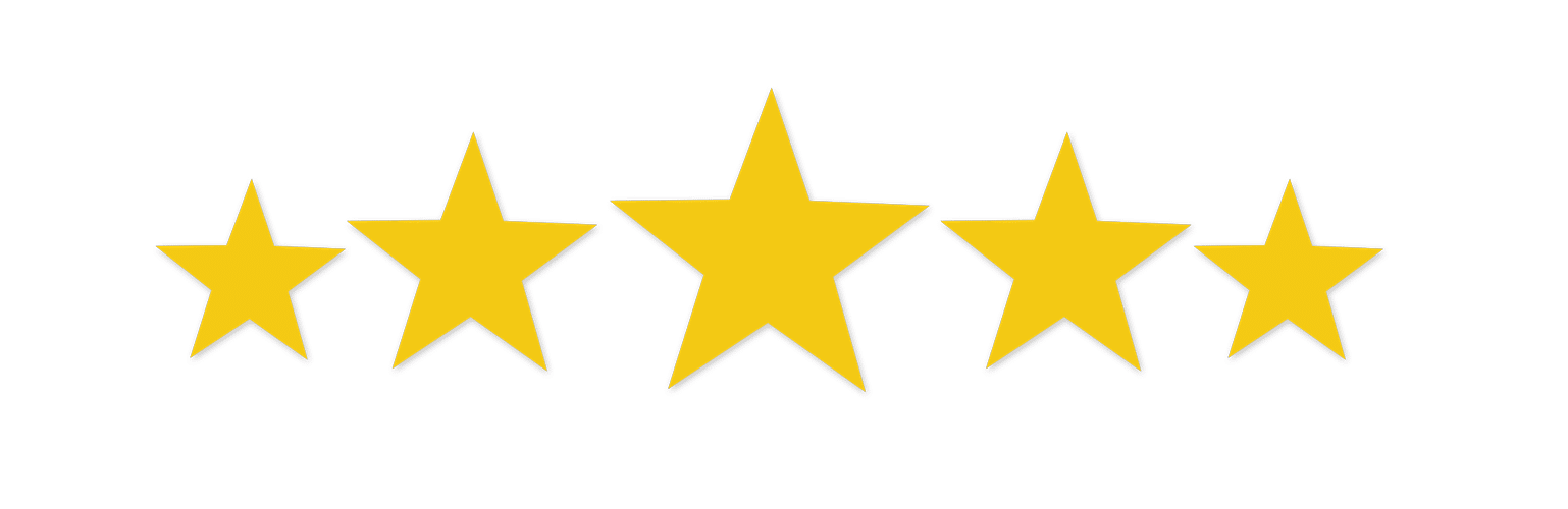 5 stars transparent background 17 - St. Augustine Cabinets | STA Cabinet Depot