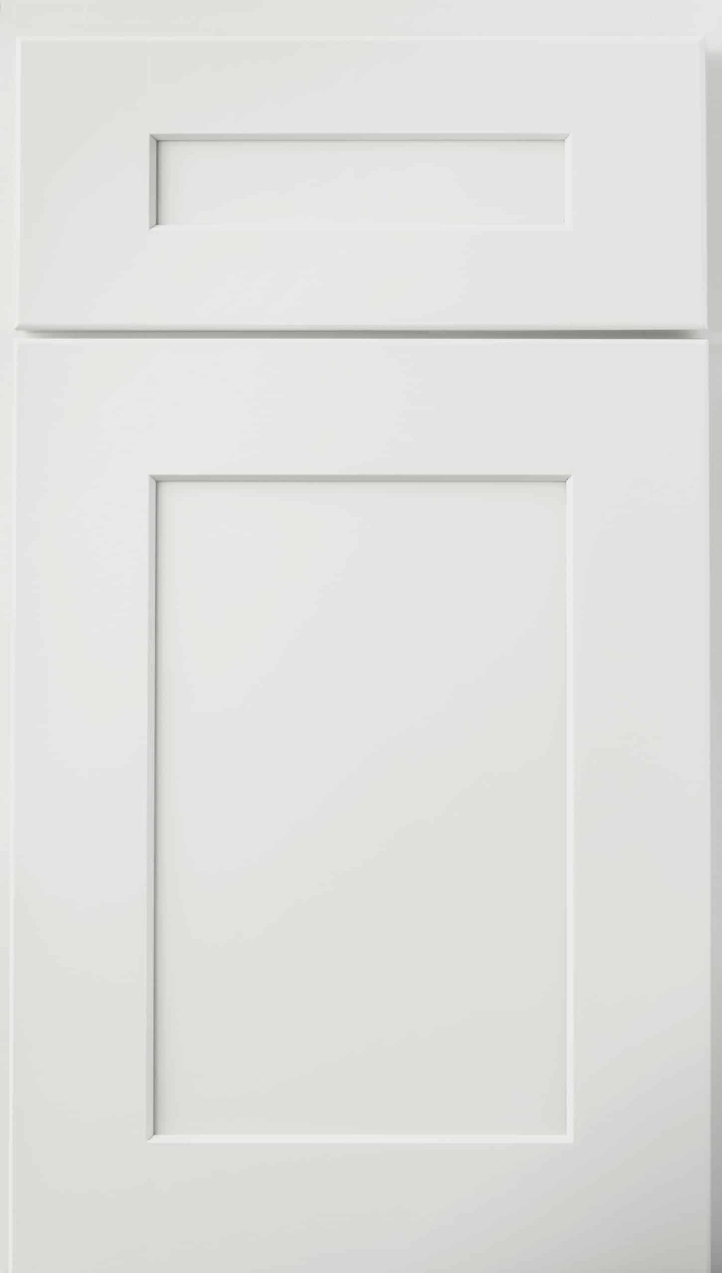 Dartmouth White Cabinets