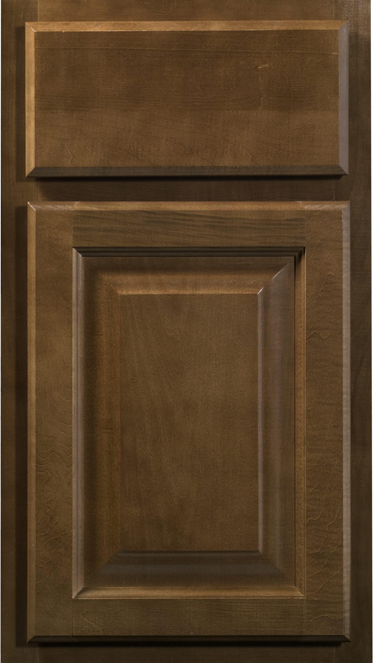 Saginaw Chestnut Cabinets
